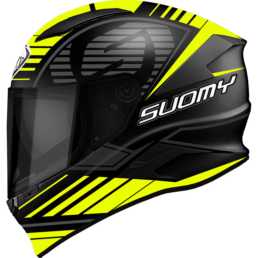 Suomy SPEEDSTAR SP-1 yellow