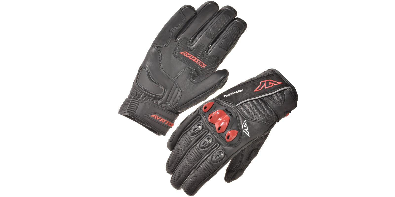 Ayrton TACTICAL red