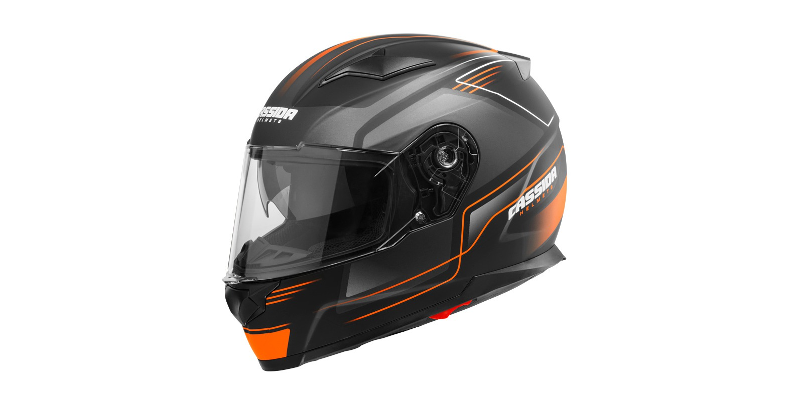 Cassida APEX FUSION black/orange
