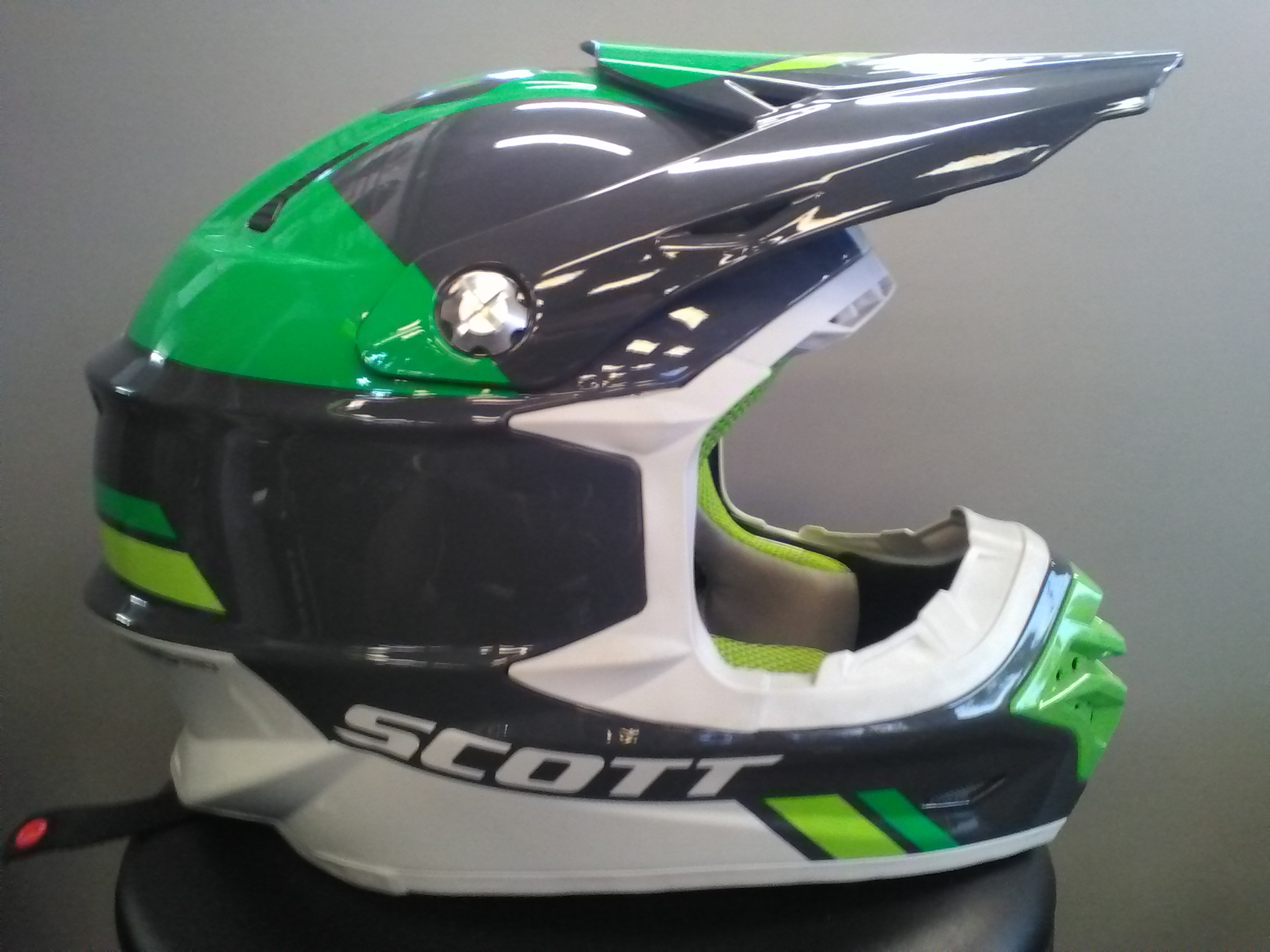 Scott 350 PRO TROPHY green