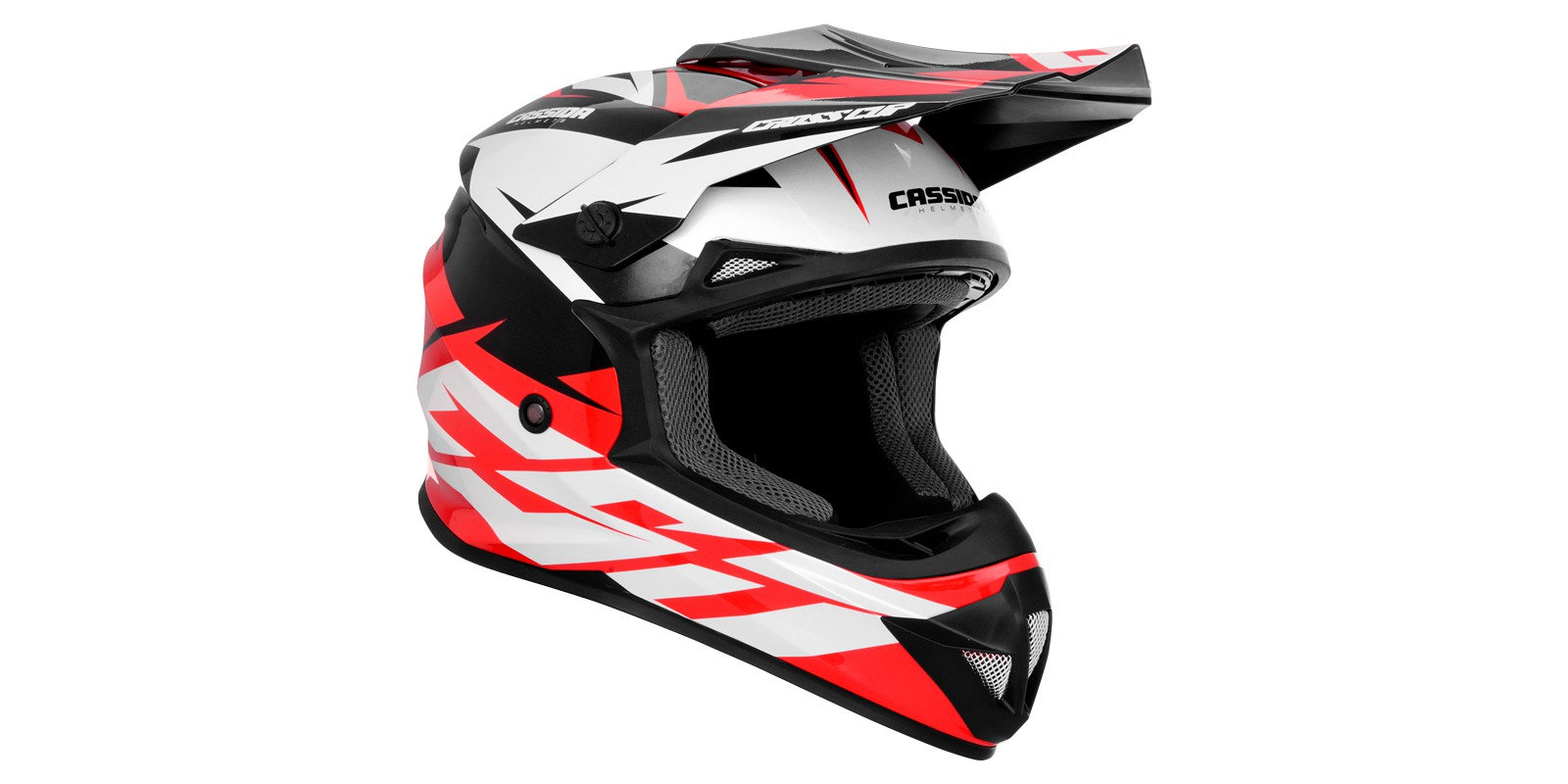 Cassida CROSS CUP 2 white/red