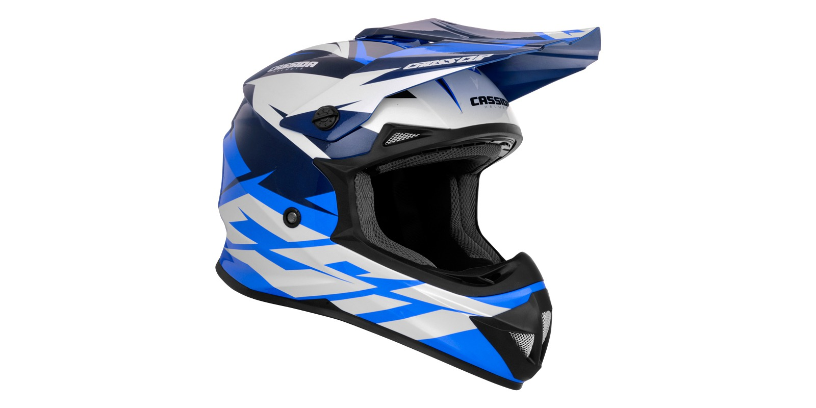 Cassida CROSS CUP 2 white/blue
