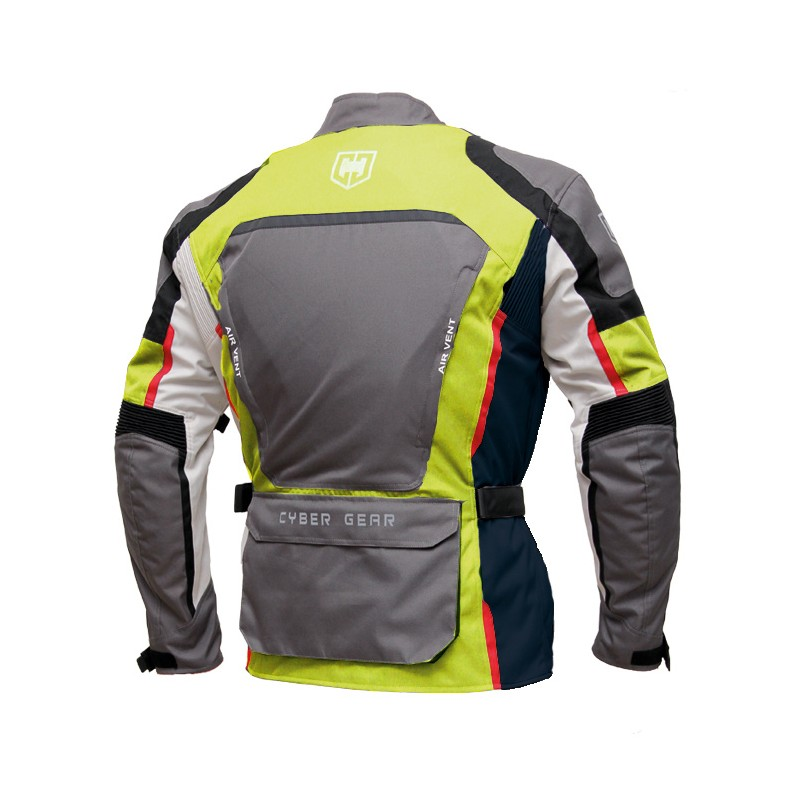 CYBER GEAR TOUR LONG grey/fluo