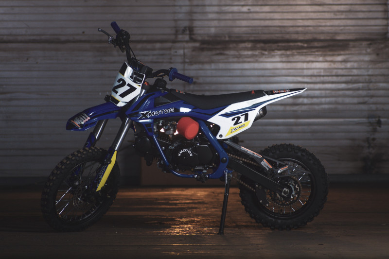 Xmotos XB27 automatic 90 12/10