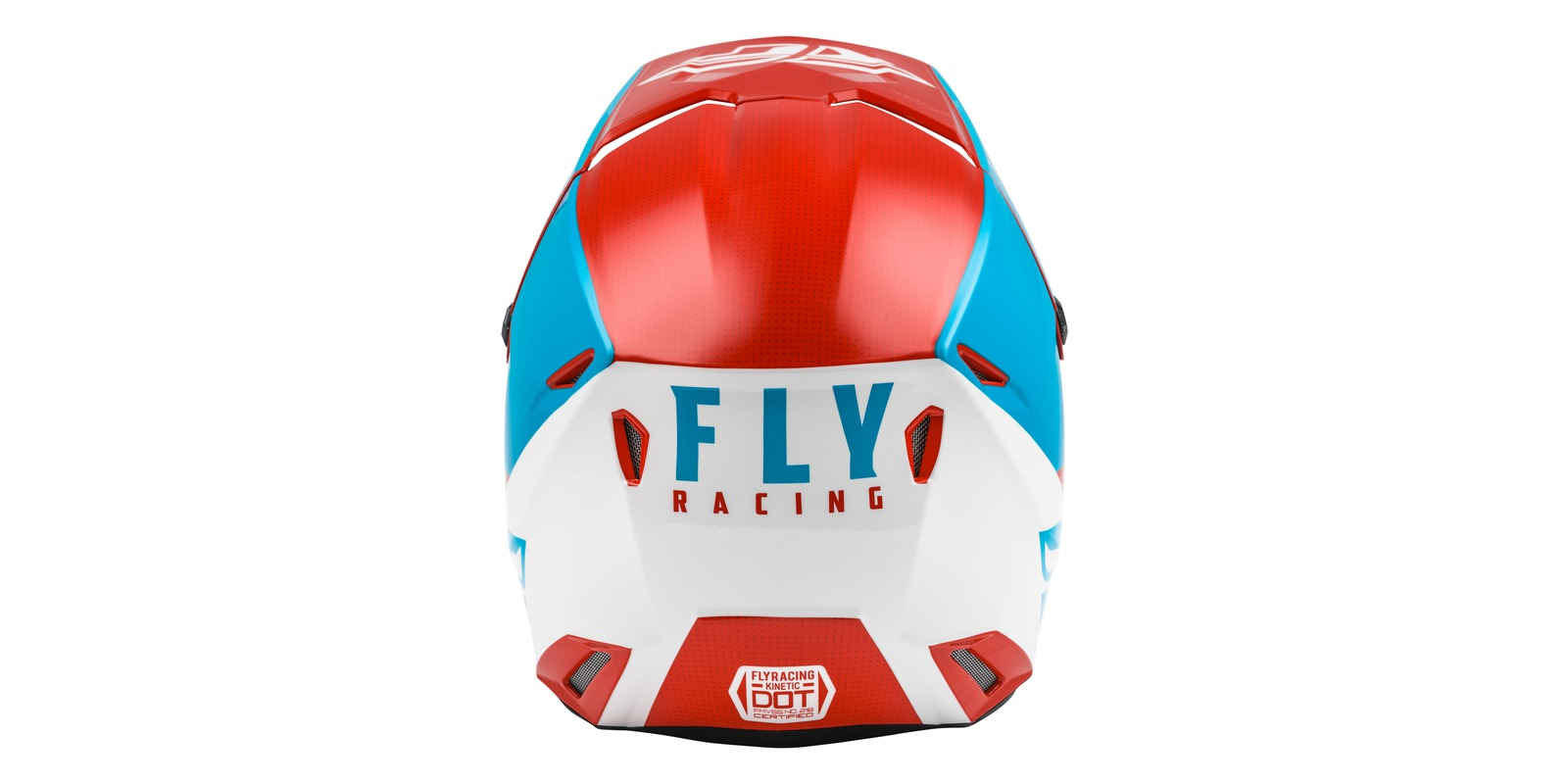 Fly KINETIC STRAIGHT red/blue/white