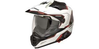 Cassida TOUR GLOBE white/black