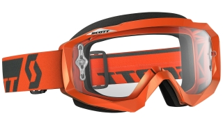 Scott HUSTLE orange