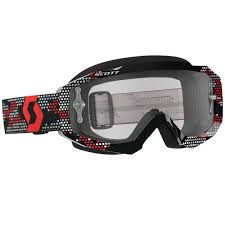 Scott HUSTLE black/red