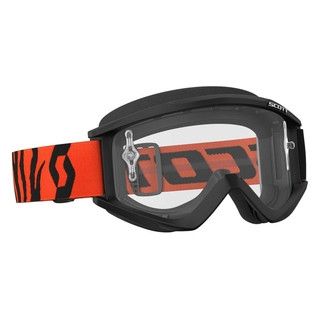 Scott RECOIL works black/orange
