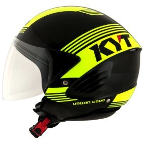 KYT COUGAR black