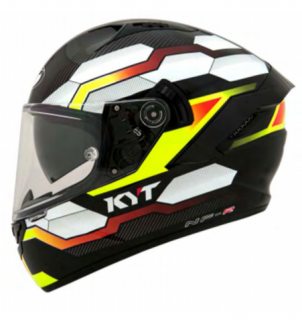 KYT NF-R HEXAGON yellow