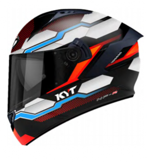 KYT NF-R HEXAGON orange